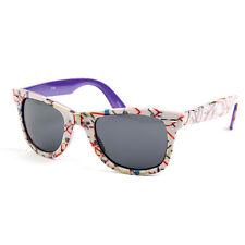POP Fashionwear Subway Map Print Style Sunglasses P1261
