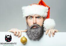 Glitterbeard by Beardaments - Beard Glitter With Beard Oil and Applicator Brush