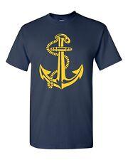 Anchor US Navy Men's Tee Shirt 1812
