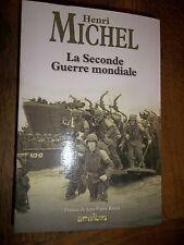 La seconde guerre mondiale   Henri Michel   Omnibus  39-45