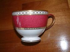 Wedgwood Ullander Ruby Leigh Shape Cup Unused-Pristine
