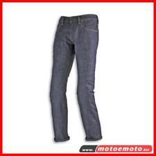Arlen Ness Pantaloni Jeans Da Moto M04 10 Mq + Protezioni Made In Italy