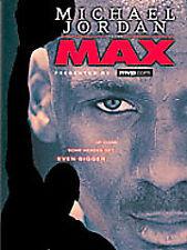 Michael Jordan to the Max by Michael Jordan, Phil Jackson, Doug Collins, Bob Gr