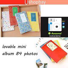 Lovable Polaroid Mini Album Fuji Instax photo For Mini 7s 8 25 50s 90 Film Korea