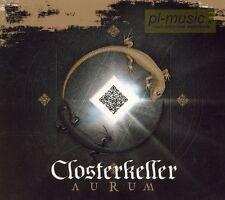 = CLOSTERKELLER [Anja Orthodox] - AURUM / CD sealed from Poland