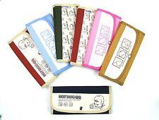 Hot Dog QQ Stationery Canvas Pen Pencil Case Cosmetic Bag Travel Makeup Bag