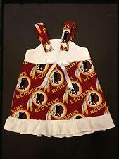 NFL Washington Redskins Baby Infant Toddler Girls Dress * YOU PICK SIZE *