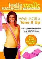 Leslie Sansone: Walk It Off & Tone It Up DVD