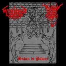 Waffenträger Luzifers / Black Angel Split CD (Prosatanos,Goat Semen,Levifer)