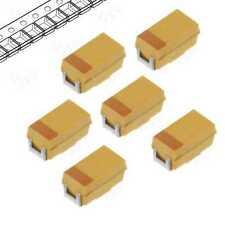 20x TANTALUM CAPACITORS 100uF 220uF 47uF 10V 10uF 16V 470uF 4V 15uF 20V D E SMD