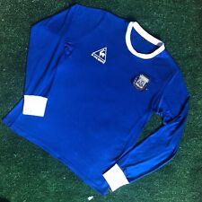 Maradona Argentina 1987/88 Retro Soccer Jersey Away Long Sleeves Lecoq