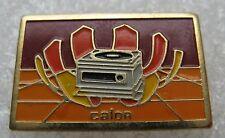 Pin's Four Poele à flamme CALOR