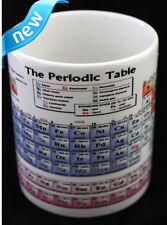 Periodic Table of Elements 11oz Mug, Chemical Elements