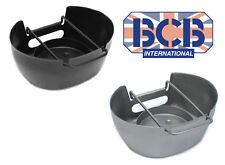 BCB CRUSADER COOKER BLACK or SILVER - multi fuel stove for Crusader Cup