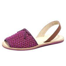 B2418 sandalo donna CAR SHOE scarpa stuoia rafia petunia shoe woman
