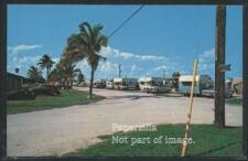 FL Fiesta Key CHROME c.1970 FIESTA KEY RESORT & TRAILER PARK RV Campground