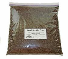 "Aquatic Turtle Food Growth 12 oz to 12 Pounds Bulk Bag Turtle Food for 2-6"""