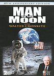 Man on the Moon with Walter Cronkite - 2 DVD