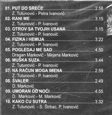 ZELJKO PERANOVIC CD Fizika i hemija Svaler Muska suza Put do srece Rani me Folk