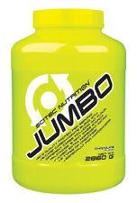 11,85/1Kg) Scitec Jumbo   2860g Dose + GRATIS Shaker!