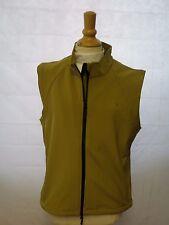 Los Clothing Equestrian Green Soft shell Gilet M, L, XL, XXL