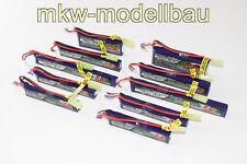 Turnigy nano-tech Airsoft Lipo Akku 2s 1000/1200/1300/1400/1500/1800/2000 mAh