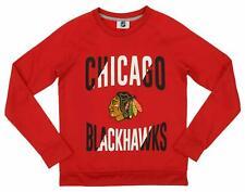 Outerstuff NHL Youth/Kids Chicago Blackhawks Performance Fleece Sweatshirt
