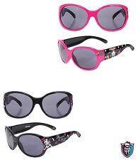 Monster High Kinder Sonnenbrille Brille UV Schutz Draculaura pink schwarz
