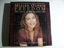 Freedom: The Story of My Second Life by Malika Oufkir (2006, Abridged,...