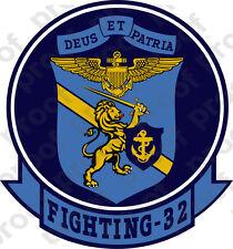 STICKER USN VFA 32 Fighting Swordsmen