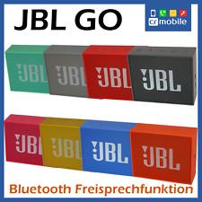 JBL Go Mobile Portable Bluetooth Lautsprecher Drahtlos Freisprechsystem NEU WOW