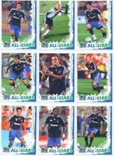 """""""COMPLETE ALL STARS SET"""" UD MLS SOCCER 2009 BECKHAM"""