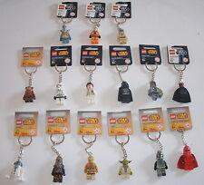 """LEGO Star Wars:"""" Schlüsselanhänger zum Aussuchen """""""