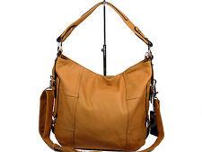 große Damen Tasche Schultertasche Handtasche Umhängetasche Shoppertasche bag 257