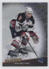 1998-99 Topps Finest No-Protector #33 Alexei Zhitnik Buffalo Sabres Hockey Card