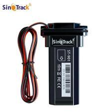 SinoTrack Mini Car GSM GPS Tracker ST-901 Vehicle Waterproof Builtin Battery