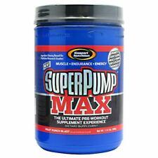 Gaspari Nutrition SuperPump MAX 40 Servings All Flavors Brand New Super Pump