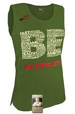 Weider Be an Athlete Tank-Top Men Navy-Green