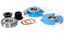 Amana Reversible Roman Ogee-Stile/Rail Shaper Cutter Set