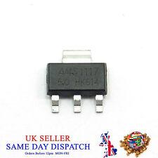 AMS1117 1A Voltage Regulators 5.0V Chip SOT-223 LM1117 Step Down