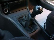 Se adapta a Vauxhall Astra G Mk4 Cuero Gear Shift Polaina 98-03