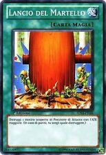 Lancio del Martello YU-GI-OH! 5DS3-IT026 Ita COMMON 1 Ed.