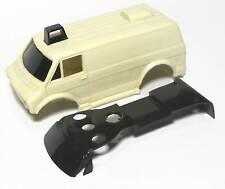 1991-93 TYCO EMERGENCY VAN HO Slot Car TEST SHOT BODY