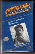 SORRISI DI UNA NOTTE D'ESTATE (Ingmar Bergman) VHS USATA MASTERVIDEO