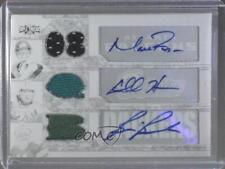2008 Topps Triple Threads #TTRCA-2 Brian Brohm Chad Henne Matt Ryan Auto Card