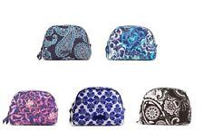 NWT Authentic Vera Bradley Medium Zip Cosmetic Bag