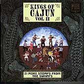 Kings of Cajun Vol.2, Various, Good Used CD CD