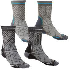 Homme en coton Coolmax Marche Anti Blister Boucle Chaussettes 3 Paire 5-8 Made in UK