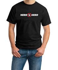 "T-Shirt cinema film ""Empollón Herd"""