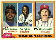 1981 Topps Baseball Cards #1-250 You Pick!